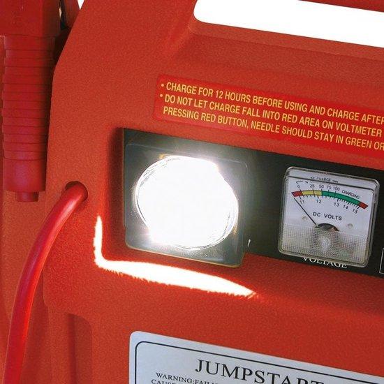 Carpoint Jumpstarter 12V/17AH en Compressor - Carpoint