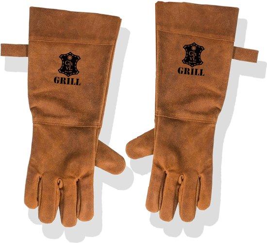 Leertheorie BBQ handschoen