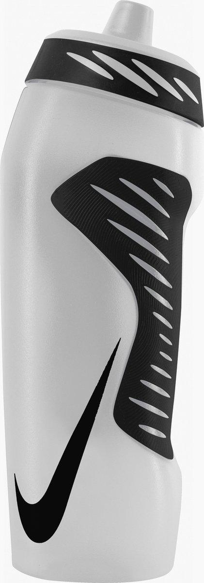 Nike Bidon - wit/zwart