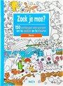 Afbeelding van het spelletje Zoekboek/kleurboek Dieren