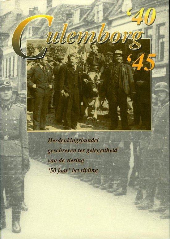Culemborg '40-'45 - none |