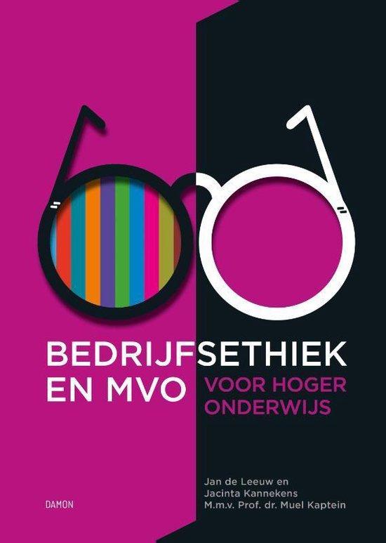 Bedrijfsethiek en MVO voor hoger onderwijs - Jan de Leeuw |