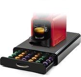 EKEO - Capsule Houder met Lade - Nespresso Koffie Pad en Cups Houder - 65 stuks