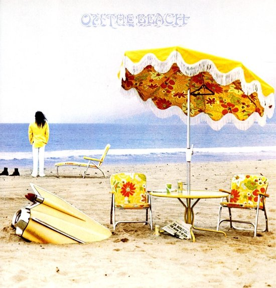On The Beach (LP) - Neil Young