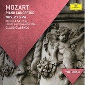 Piano Concertos Nos.23 & 24 (Virtuoso)
