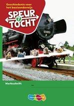 Boek cover Geschiedenis voor het basisonderwijs speurtocht Werkschrift van Bep Braams