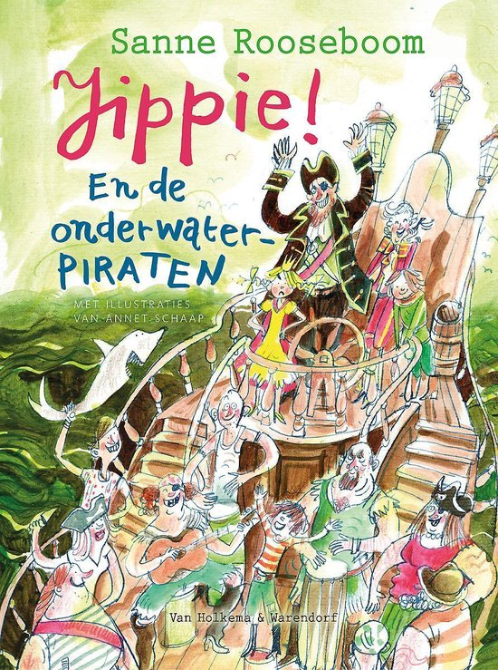Prinses Super 3 -   Jippie! En de Onderwaterpiraten