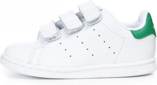 adidas Stan Smith CF I Sneakers Kinderen Ftwr WhiteFtwr WhiteGreen