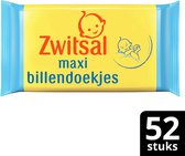 Zwitsal Maxi Billendoekjes - 52 stuks
