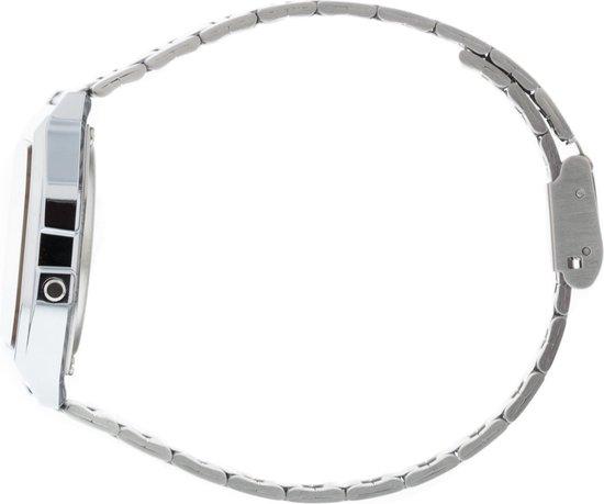 Casio Collection A158WEA-9EF - Horloge - Staal - Zilverkleurig - Ø 33.2 mm - Casio