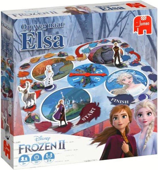 Afbeelding van het spel frozen 2 - Op weg naar elsa