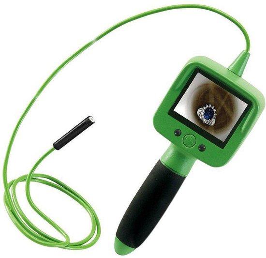 Fedec Endoscoop inspectie camera - Groen