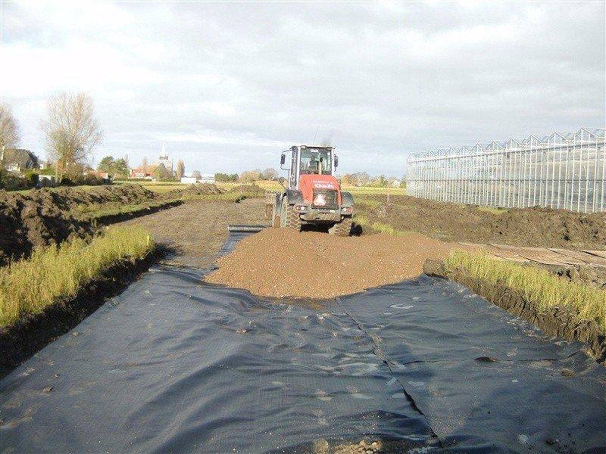 anti worteldoek gronddoek 12 x 4.20 mtr / 225 gr p/m² - gronddoekhandel.nl