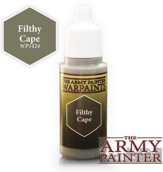 Afbeelding van het spel Filthy Cape (The Army Painter)