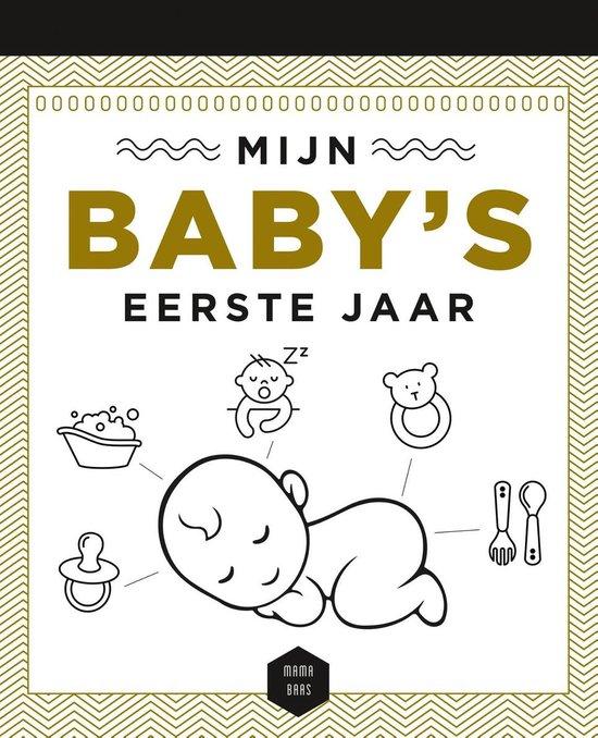 Mama Baas - Mijn baby's eerste jaar - Mama Baas |