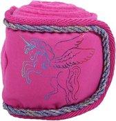 Bandages Fleece Pegasus Fychsia 1,5m