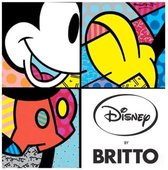 Disney by Romero Britto Beelden & Figuren