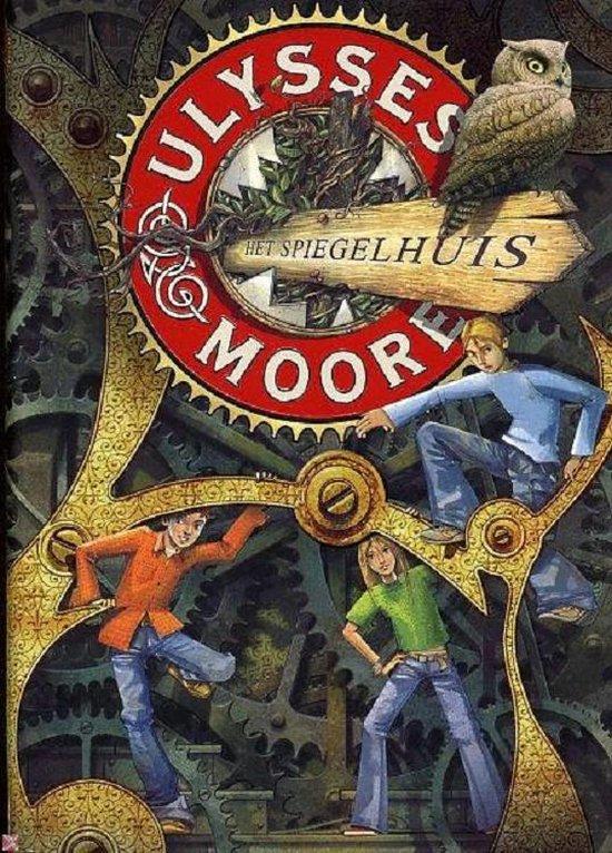 Kinderboeken Bakermat Verhalenboek - Ulysses Moore 03: Het spiegelhuis. 9+ - Pierdomenico Baccalario pdf epub