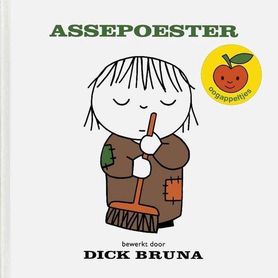 Boek cover Assepoester van Dick Bruna (Hardcover)