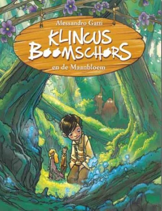 Klinicus boomschors (02): de maanbloem - Alessandro Gatti |