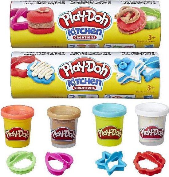 Play-Doh Koekjestrommel Assorti