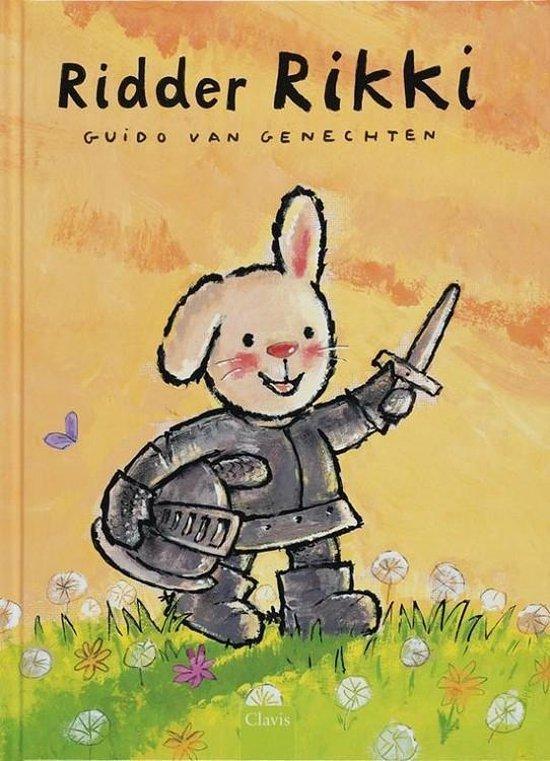 bol.com   Ridder Rikki, Guido van Genechten   9789044806076   Boeken
