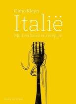 Boek cover Italië van Onno Kleyn (Hardcover)