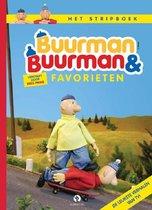 Rubinstein Het stripboek Buurman & Buurman favoriet