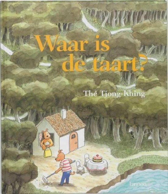 Waar is de Taart? - T.K. The | Readingchampions.org.uk