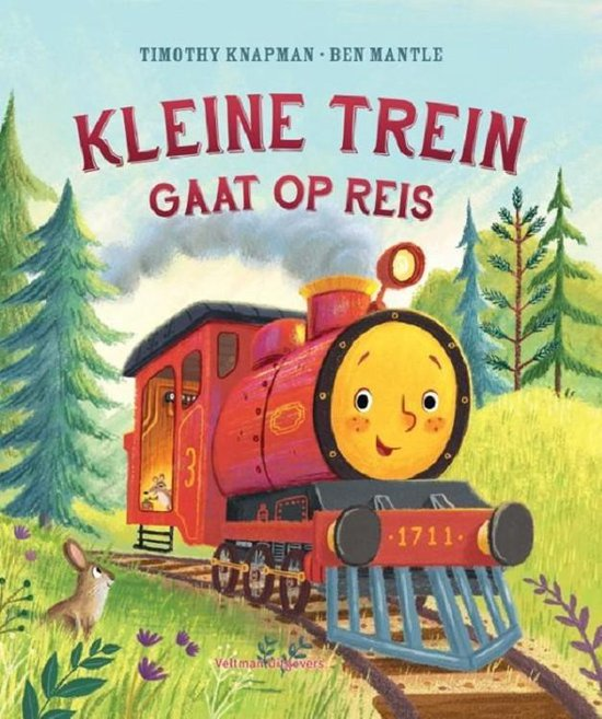 Kleine Trein gaat op reis - Timothy Knapman |