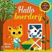 Boek - Flapjesboek - Hallo boerderij