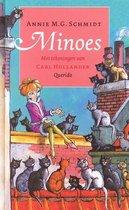 Boek cover Minoes van Annie M.G. Schmidt