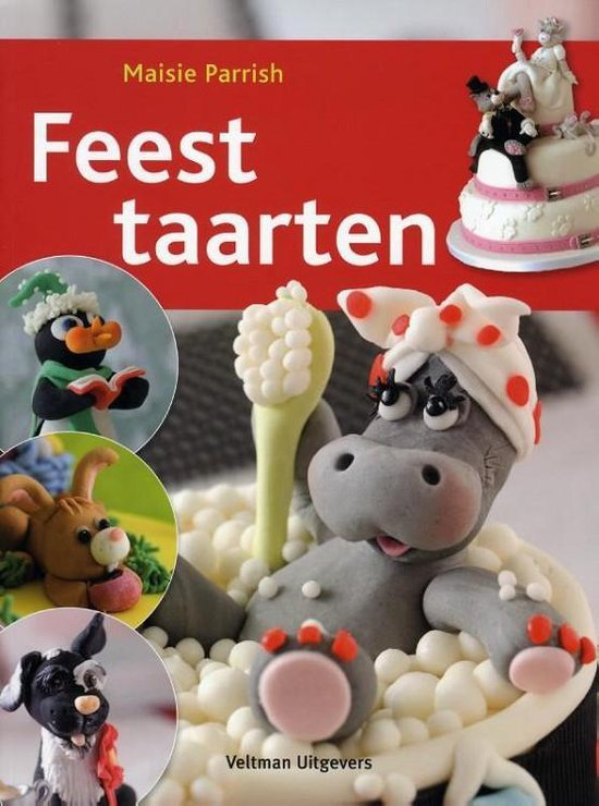 Feest taarten - Maisie Parrish pdf epub