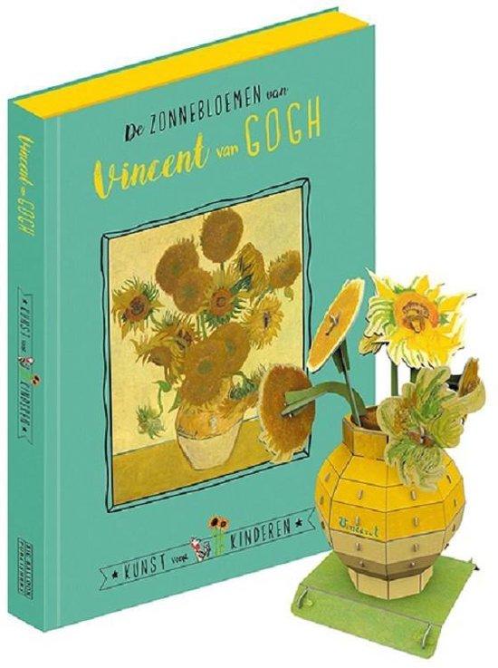 De zonnebloemen van Vincent van Gogh - Ceciel de Bie | Readingchampions.org.uk