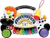 VTech Baby Zing & Speel Piano - Interactief Speelgoed - Baby Muziek Instrument - met Licht en Geluid