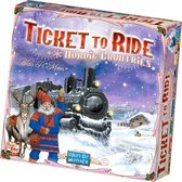 Ticket to Ride Nordic Countries - Bordspel - Engelstalig