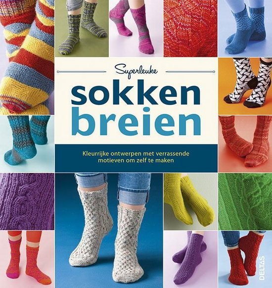 Superleuke sokken breien - none | Readingchampions.org.uk