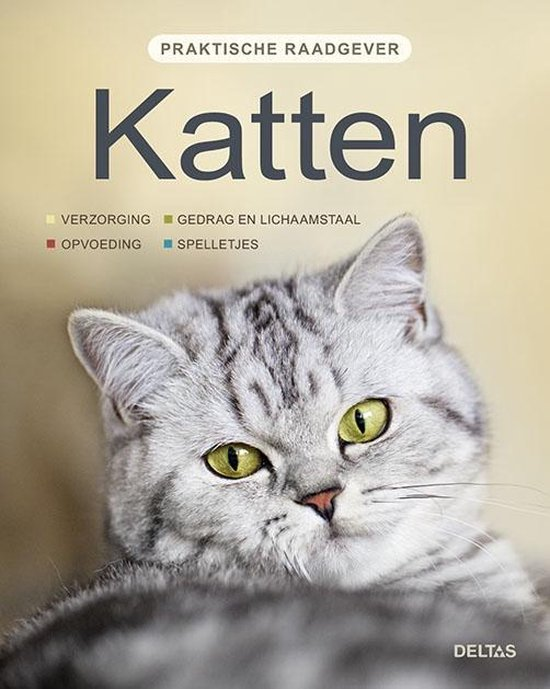 Praktische raadgever - Katten - Hannelore Grimm | Readingchampions.org.uk