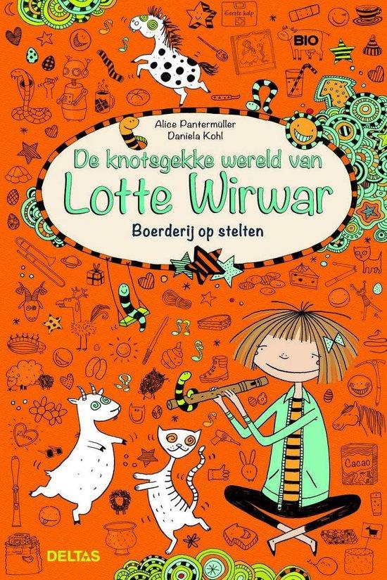 Lotte Wirwar- Boerderij op stelten - Onbekend |