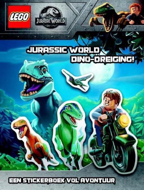 LEGO Jurassic World - de dino-dreiging - none pdf epub