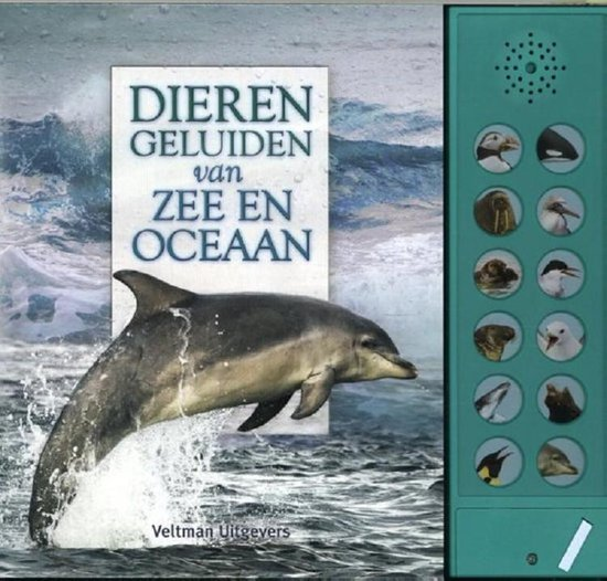 Dierengeluiden van de zee en oceaan - Andrea Pinnington |
