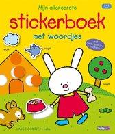 Lange Oortjes - Mijn allereerste stickerboek met woordjes (2-4 j.)