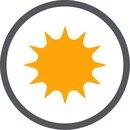 Raamdecoratie.com Rolgordijnen - Breedte in te korten