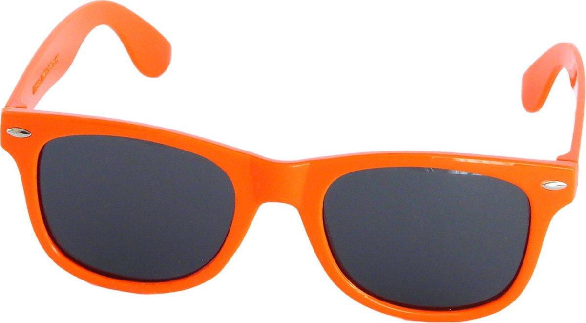 Oranje Zonnebril - Koningsdag - Nederlands Elftal