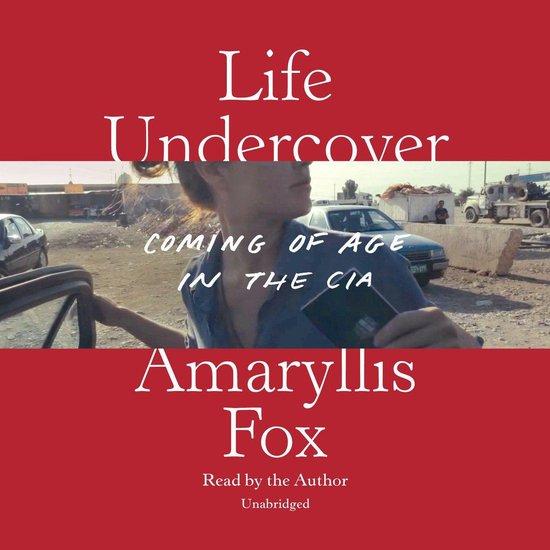 Boek cover Life Undercover van Amaryllis Fox (Onbekend)