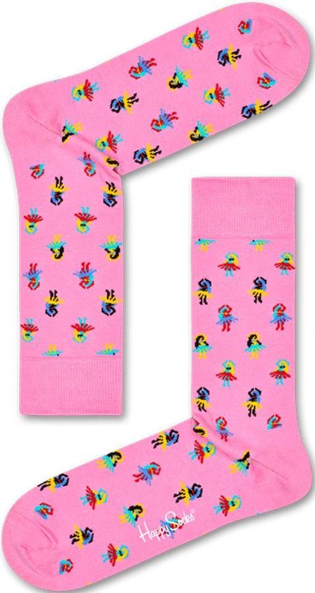gelukkig sokken vrouwen Hula sok