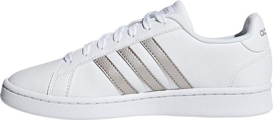 adidas Grand Court Sneakers Dames - White - Maat 37 1/3