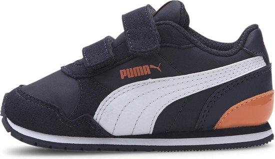 Puma Jongens Lage sneakers St Runner V2 Nl Jr - Blauw - Maat 27