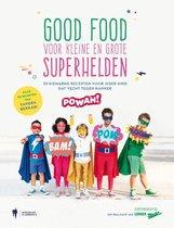 Good food voor kleine en grote superhelden