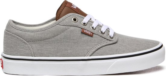 bol.com | Vans Atwood Enzyme Wash Heren Sneakers - Drizzle ...